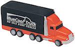 Semi Truck Stress Balls